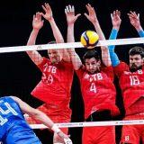 Odbojkaši Srbije izgubili od Rusije u Ligi nacija 3