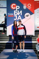 Predstavljena kolekcija olimpijskog tima Srbije za Tokio 8