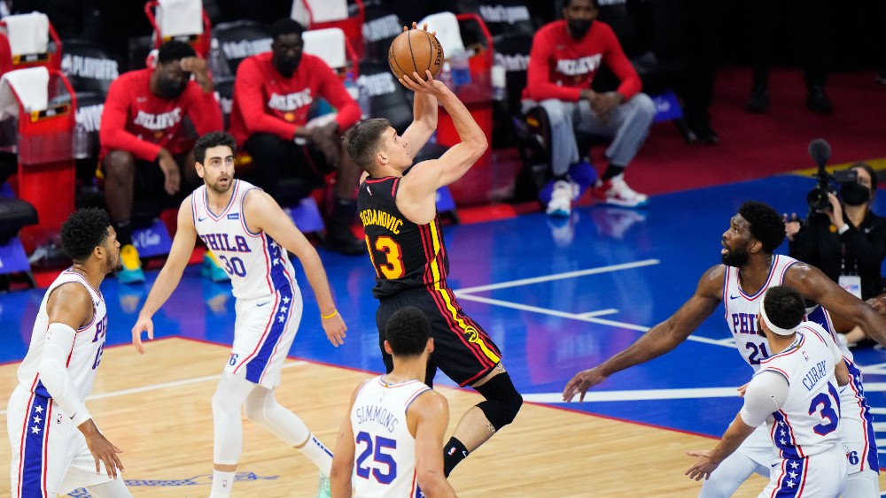 Košarkaši Atlante u finalu Istoka NBA lige 16