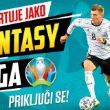 Euro 2020 i Fantasy liga - samo u Meridianu 5