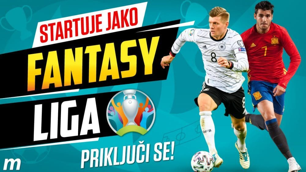 Euro 2020 i Fantasy liga - samo u Meridianu 1