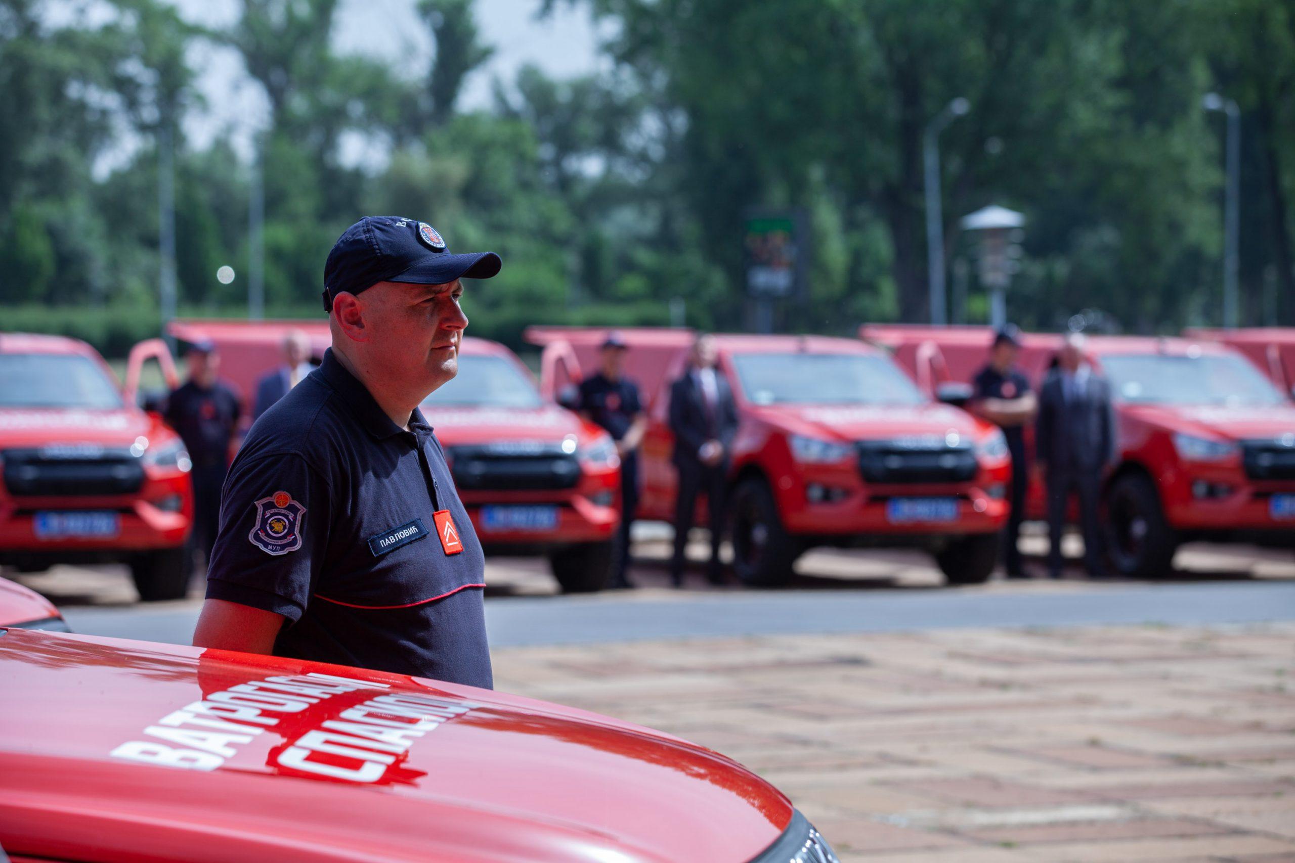 EU obezbedila 27 vozila za gašenje šumskih požara 4