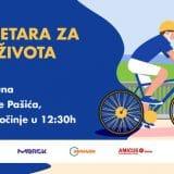 Masovna bikciklistička vožnja u subotu, 12. juna u Beogradu 12