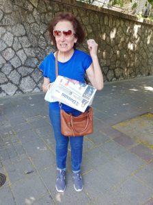 Novinari i urednici Danasa delili rođendanski broj na ulicama više gradova (FOTO) 15