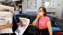 Novinari i urednici Danasa delili rođendanski broj na ulicama više gradova (FOTO) 22
