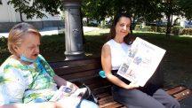 Novinari i urednici Danasa delili rođendanski broj na ulicama više gradova (FOTO) 24