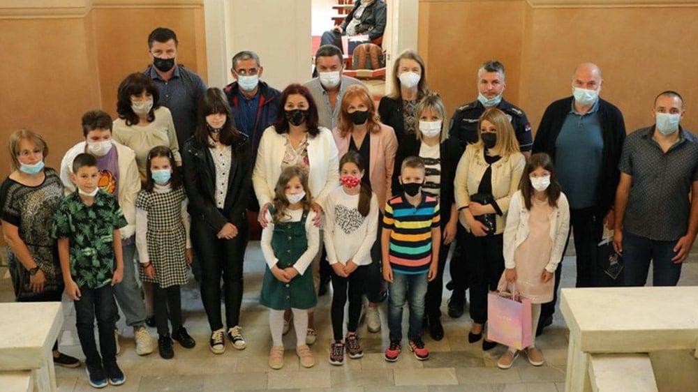Humanost dobrovljnih davalaca krvi i u vreme pandemije 16