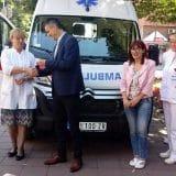 Grad donirao novo sanitetsko vozilo Domu zdravlja Smederevo 4