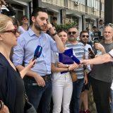 PSG ispred Republičkog javnog tužilaštva