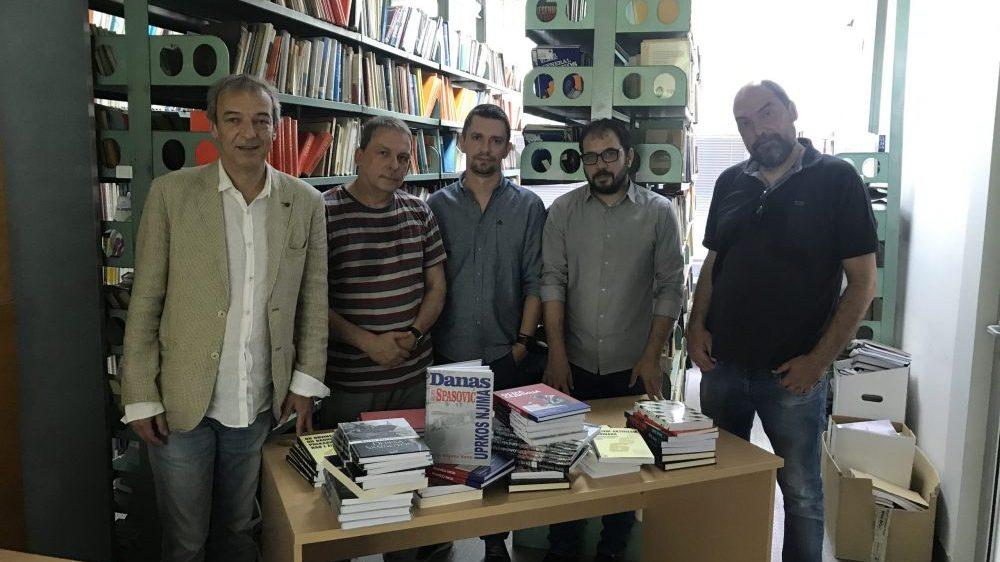 List Danas poklanja 4.000 knjiga bibliotekama u Srbiji 2