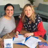 Branka Katić podržava rad UNHCR na pomoći izbeglicama u Srbiji 18