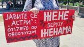 """U Jagodini održana akcija """"Vaša reč je vaša snaga - niste same"""" 7"""