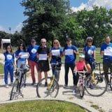Održana masovna biciklistička vožnja u znak podrške obolelima od raka debelog creva 11