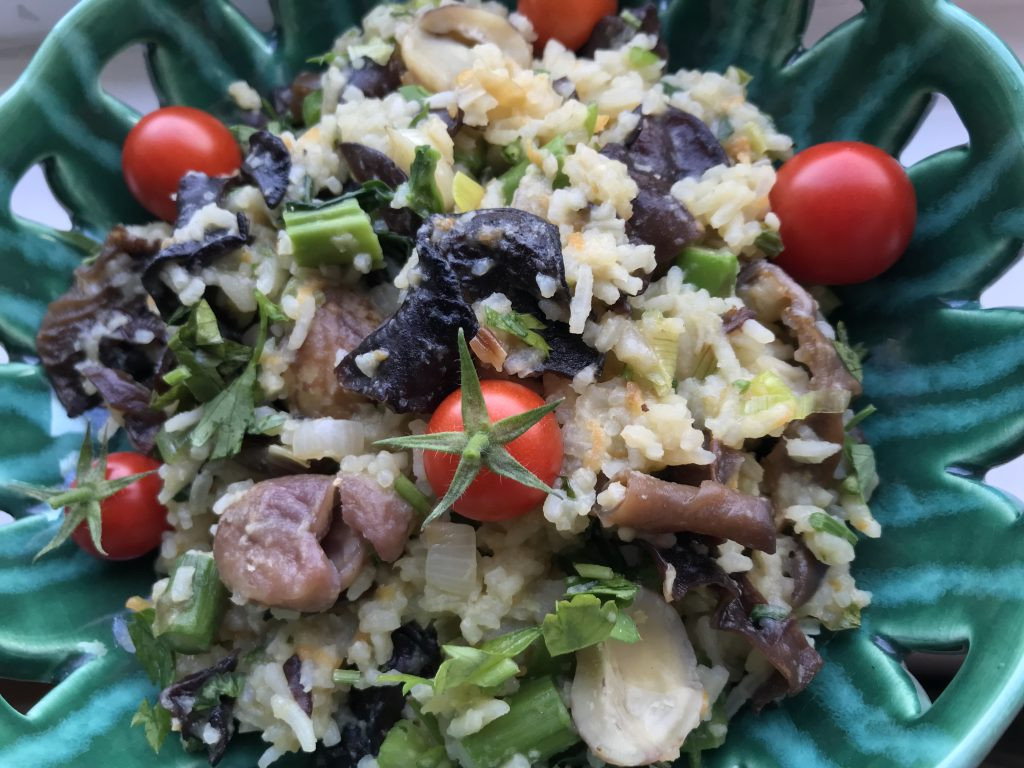 Vege recept: Rižoto sa šparglama 2