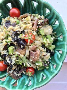 Vege recept: Rižoto sa šparglama 3