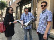Novinari i urednici Danasa delili rođendanski broj na ulicama više gradova (FOTO) 13