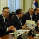 Vučić sa delom opozicije na sastanku Radne grupe za međupartijski dijalog o Kosovu 12