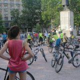 Popodne mesečna biciklistička vožnja u Beogradu, ovog puta protiv seče platana 13