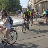 Biciklistička vožnja Kritična masa u subotu 25. septembra u Beogradu 13