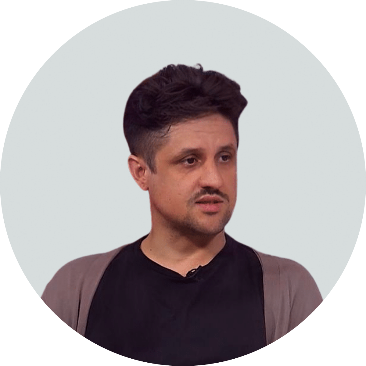 Marko Nastić, di džej