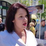 SSP Kragujevac: Stranačkim obeležjima nije mesto u školi 10