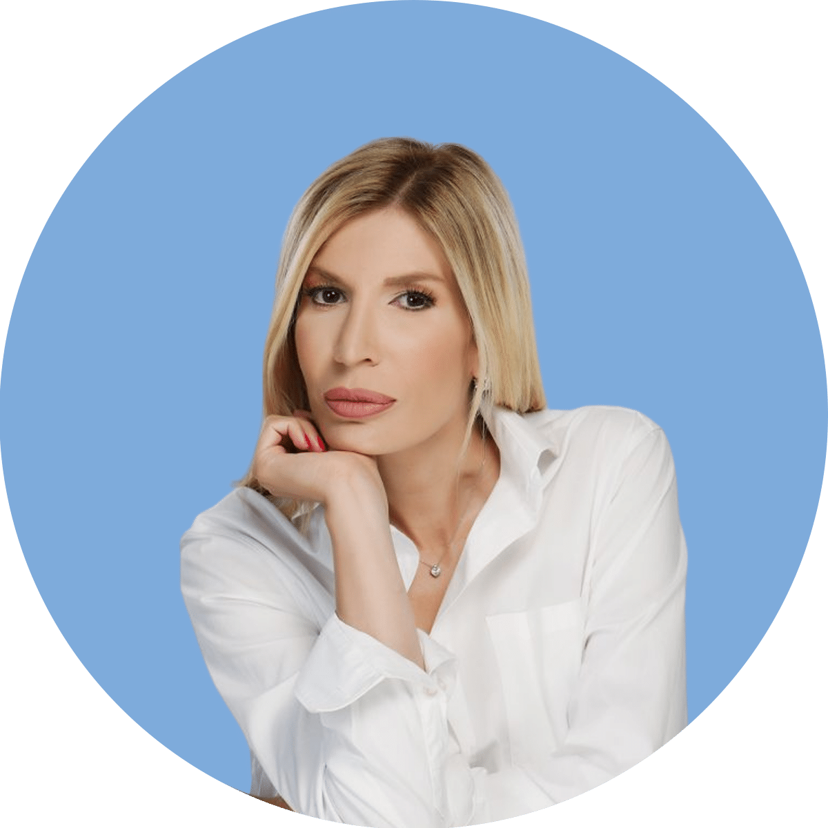 Minja Miletić, TV novinarka
