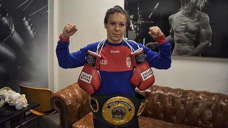 Nina Radovanović predstavlja Srbiju u boksu na OI 1