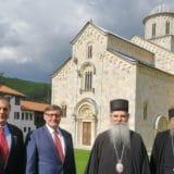 Vladika Teodosije i Palmer o problemima SPC na Kosovu 2