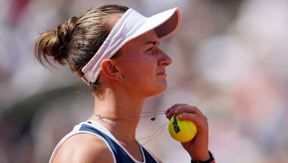 Češka teniserka Krejčikova osvojila Rolan Garos 1
