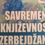 """Iz štampe izašla knjiga """"Savremena književnost Azerbejdžana"""" 9"""