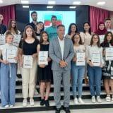 Novi Pazar: Nagrađeni đaci generacije 4
