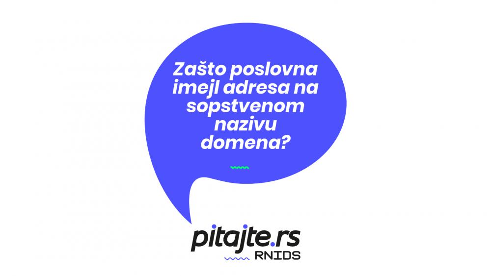 Zašto srpska preduzeća koriste tuđe imejl adrese? 1