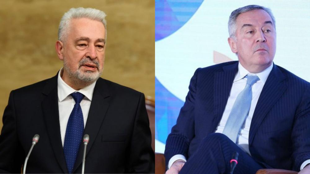 Krivokapić zapretio Đukanoviću pravosudnim organima, DPS saopštio da on utiče na rad sudstva 1