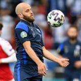 Na Evropskom prvenstvu Finska pobedila Dansku rezultatom 1:0 11