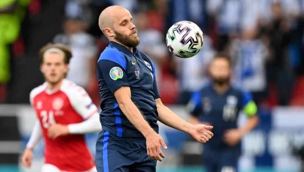 Na Evropskom prvenstvu Finska pobedila Dansku rezultatom 1:0 1