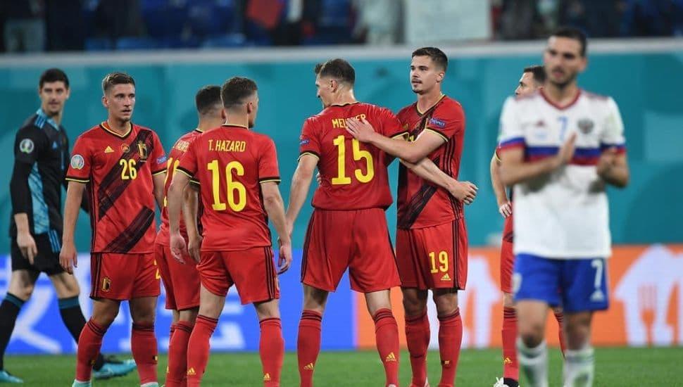 Belgija sa 3:0 ubedljiva protiv Rusije 16