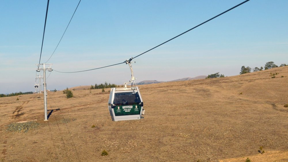 Veliko interesovanje za zlatiborsku panoramsku žičaru 1