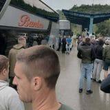 Kosovska policija ne dozvoljava da dva srpska autobusa uđu na Kosovo 3