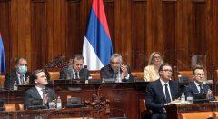 Vučić: Kompromisno rešenje za Kosovo je jedino moguće, šta je kompromis – ne znam 15