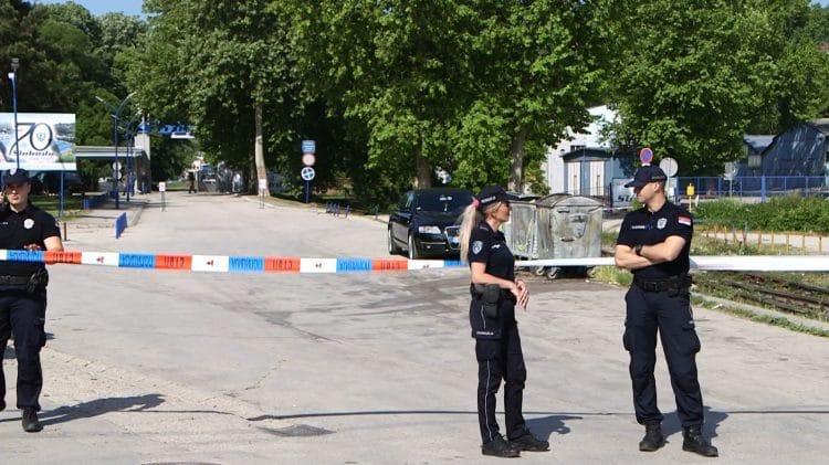 Gradska komisija će utvrditi štetu od eksplozije na objektima u okolini fabrike Sloboda 1