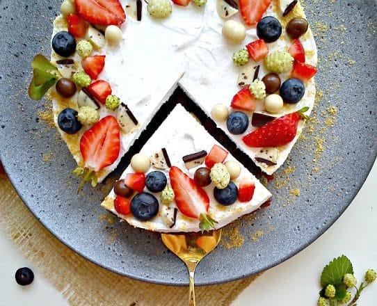 Recept nedelje: Brza voćna torta 2
