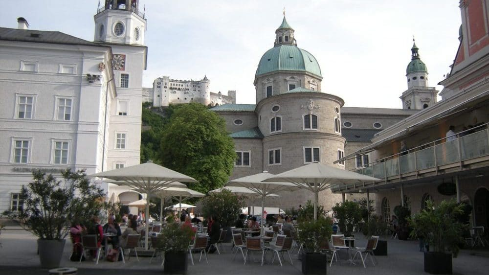 Salcburg: Dvorac iz pesama i snova 1