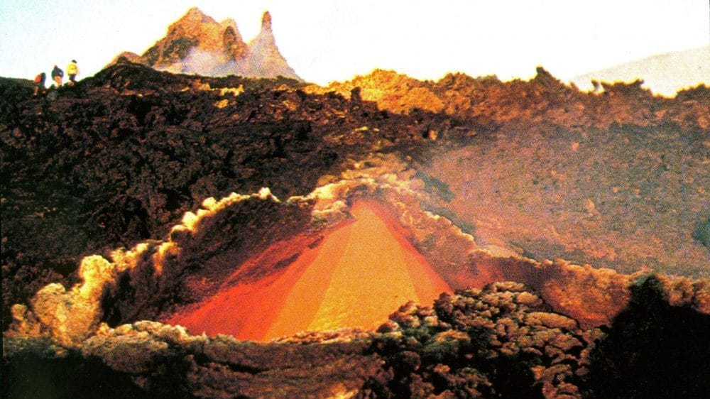 Etna (1): Na grotlu vulkana 1