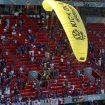 EURO 2020: Aktivista Grinpisa umalo da se sruši na tribinu pre utakmice u Minhenu 15