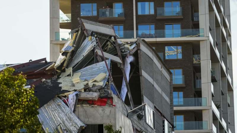 Pet osoba poginulo, devet ranjeno u rušenju škole u rekonstrukciji u Belgiji 1