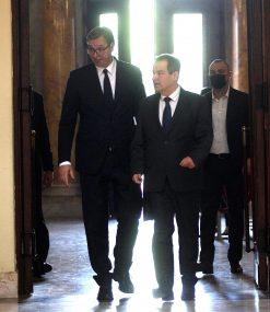 Vučić: Kompromisno rešenje za Kosovo je jedino moguće, šta je kompromis – ne znam 17