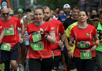 Stojka i Jovanović pobednici 34. Beogradskog maratona 8