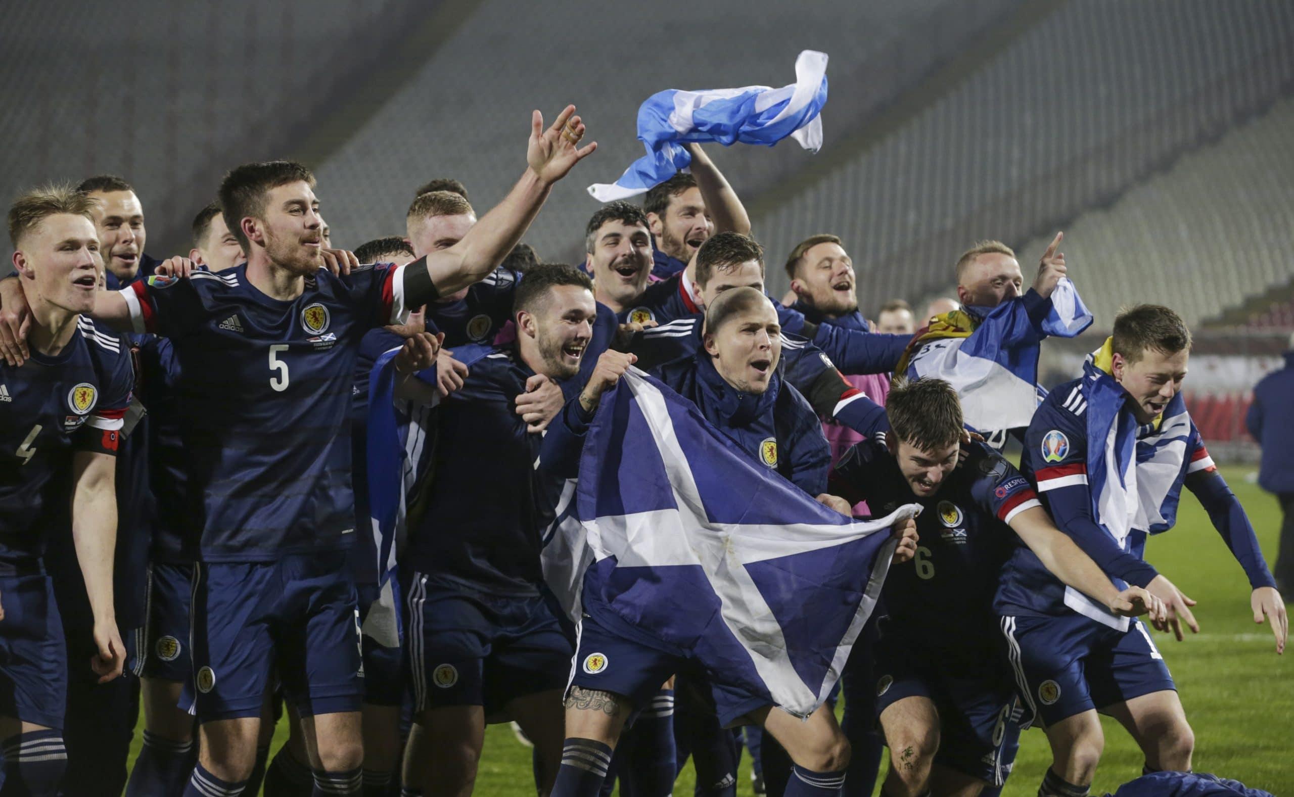 EURO 2020: Škotska okončala čekanje dugo 23 godine 1