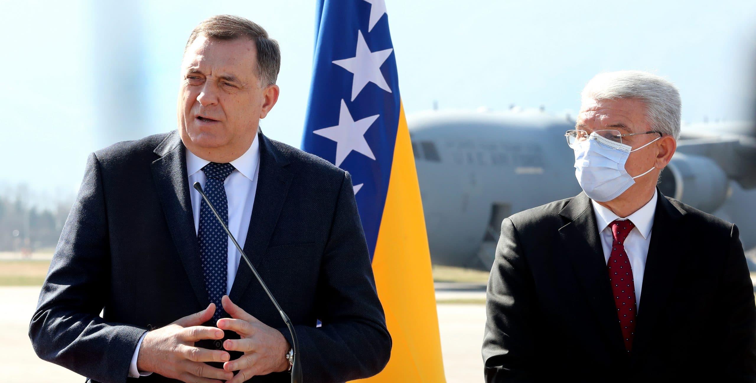 Dodik: BiH je zemlja rasula i mržnje 1