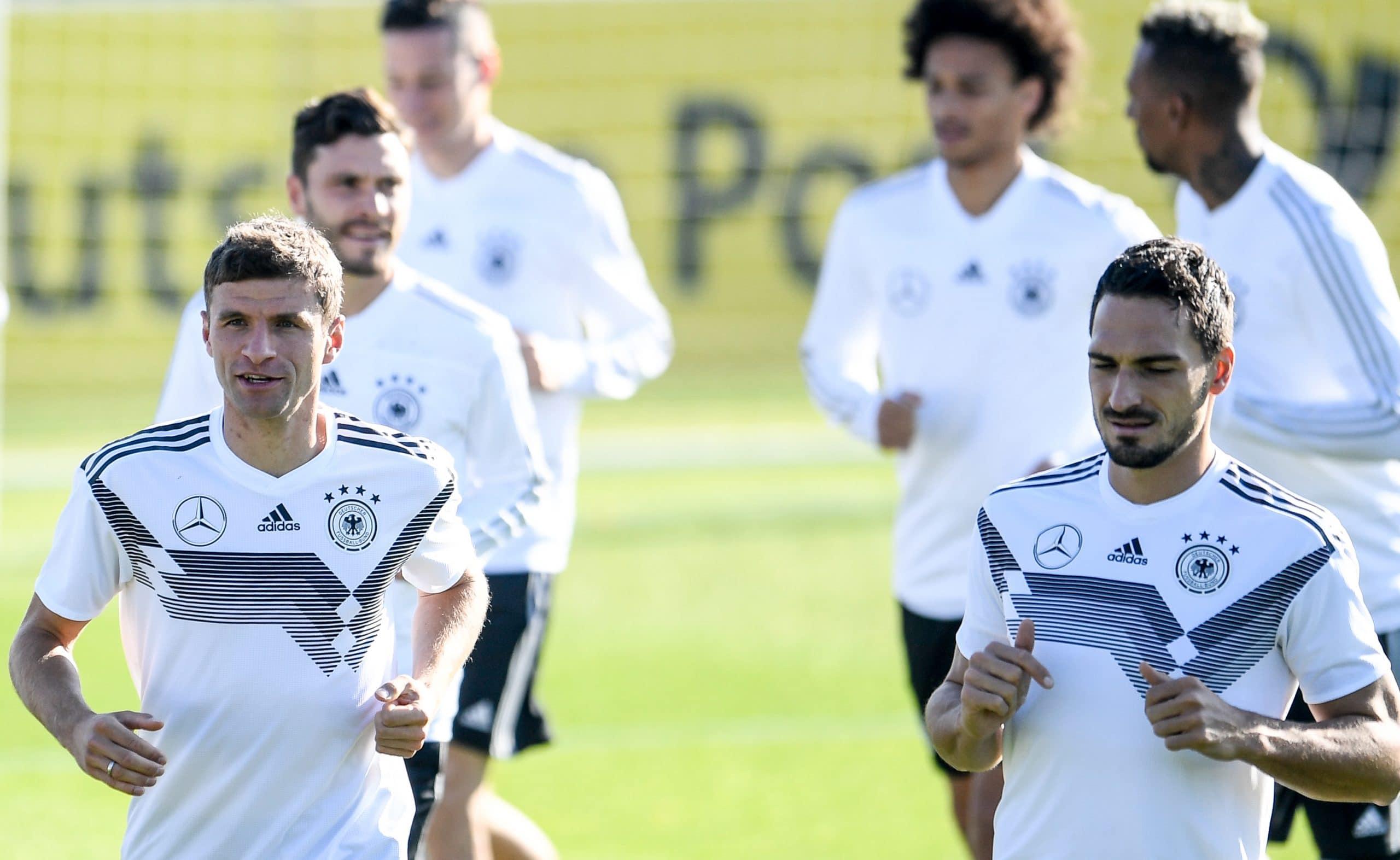 EURO 2020: Nemci bez velikih očekivanja pred EP 1